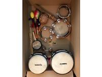 Box of percussion