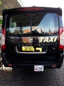 Peugeot expert taxi black 2.0 HDI Diesel 2010