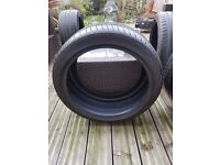 Vredestein Tyres 265/35/18 & 235/40/18