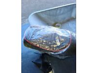 CAFE RACER MOTORCYCLE SEAT BRAND NEW