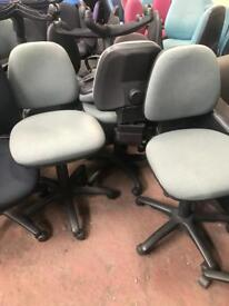 Budget Light Green Adjustable Computer Chairs