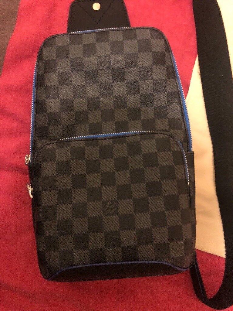 5f8f717812d2 Louis vuitton avenue sling bag