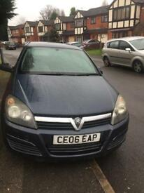 Astra 1.3cdti ideal for run around