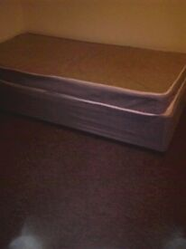 Brand-new single bed 20 pounds