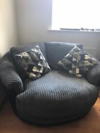 Harveys Ashmore cuddle chair - £250