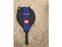 Wilson tour 23 tennis racket