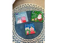 Peppa Pig Books x 3