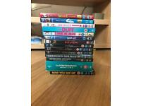 Selection of DVDs - Film and TV series