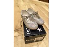 Roch Valley sparkly tap shoes infant size 6