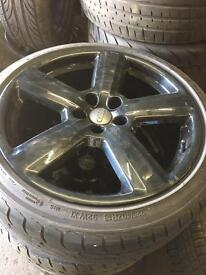 "18"" Audi alloys SUPER DEAL"