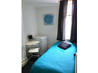 rooms to let within friendly house share from £65pw