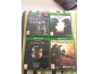 4 Xbox one games cheap