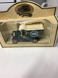 Lledo promotion model truck