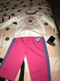 Baby's tracksuit