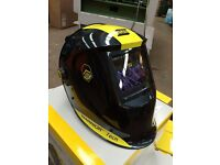 ESAB Warrior TECH ECO AIR Welding helmet