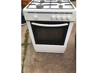 Bush single gas cooker