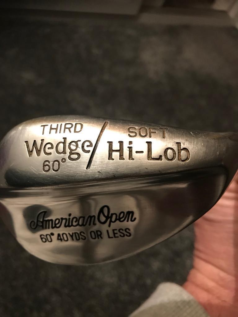 American golf 60 degree lob wedge