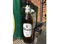 German Beer Crates and Deposit Bottles - Home Brewing - Man Cave - Bottle Storage