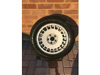 Volvo Alloy Wheel with a New Tyre 185 65 15