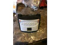 Hamax bike seat holder