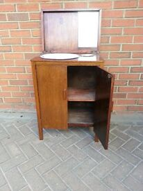 Old Washstand Cabinet