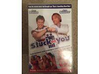 Stuck on You Big Box Ex Rental VHS Video