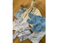Newborn Baby Clothing Bundle New/unused