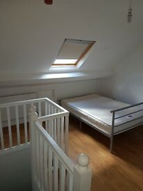 Newly renovated double studio flat.£450pcm WIFI and bills included. 10 mins from city
