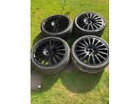 Ford Mondeo ST Alloy Wheels & Tyres