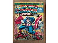 Marvel captain america canvas' 30 x 40 cm