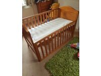 Cot Bed Winnie the pooh Great condition