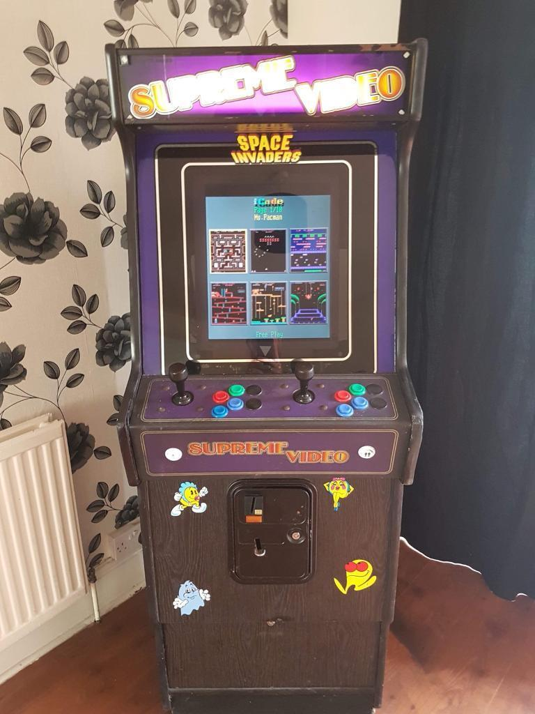 60 In 1 Arcade Machine In Leicester Leicestershire Gumtree