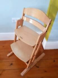 Tripp Trapp Child's Highchair