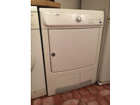 Condenser Dryer Zanussi 7kg -- URGENT!! MOVING!!