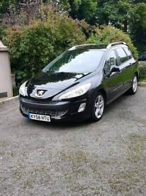 Peugeot 308 SW! Low Mileage, Panoramic Roof!