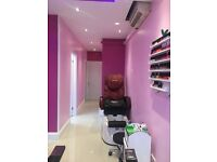 Nail and Beauty salon in the heart of Milton Keynes is available for lease