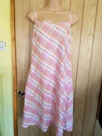 Summer dress size 16