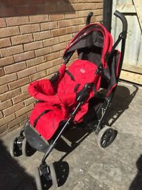Stroller - there's still life in it :)