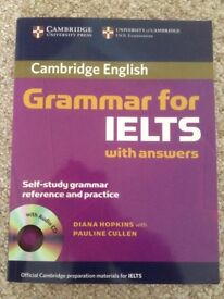 Grammar for IELTS with answers Cambridge English