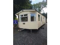 Carnaby Melrose 37x12 3 Bedroom Double glazed central heated Static Caravan Home 2010