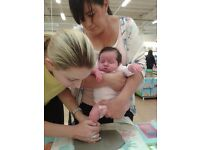 Use creative & childcare skills as a Cast & Print taker in Mothercare Peterborough