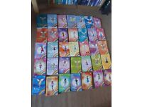 Collection of girls books age 5+