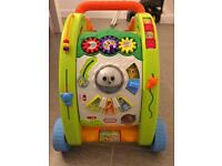 Little tikes light and go 3 in 1 activity walker