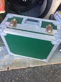 Flightcase for sale, small briefcase type