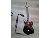 Fender jaguar blacktop