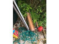Oil Tank Boiler Copper Water Tank Bundle