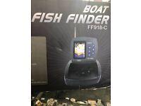 Boat fish finder