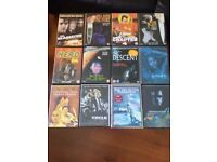 DVD's for sale ex condition