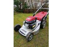 Honda sp535hw self propelled petrol lawnmower lawn mower