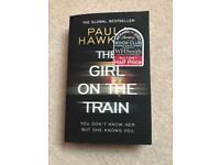 Girl On The Train by Paula Hawkins, Paperback